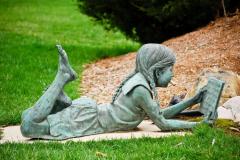 Пам'ятник в Вічіта, Канзас, США.