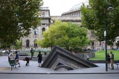 Бібліотека в місті Мельбурн, Австралія.