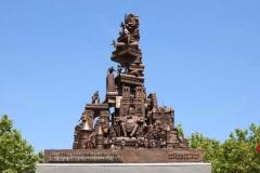 Пам'ятник Бальзаку в Агді, Франція