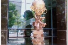 Пам'ятник Книзі в Кореї