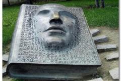 Пам'ятник Книзі. Китай