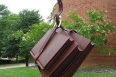Пам'ятник Книзі. Нью-Йорк, США