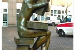 Пам'ятник в Дармштадті, Німеччина