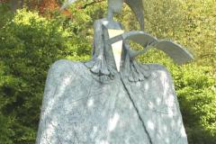 Пам'ятник в Велсі, графство Сомерсет, Англія.