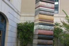 Книжкова скульптура, Нешвілл, бібліотека Теннессі