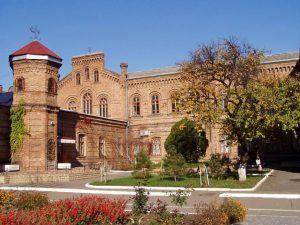 історія бібліотеки БДПУ